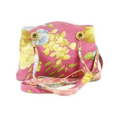 Floral Fabric Bag