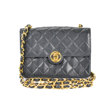 Authentic Vintage Chanel Mini Single Flap Bag (TFC-107-00017)