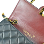 Authentic Vintage Chanel Mini Single Flap Bag (TFC-107-00017) - Thumbnail 4