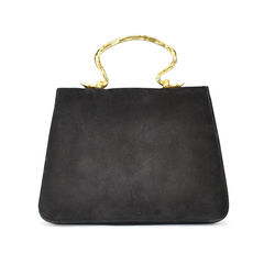 Sonia rykiel suede slim evening bag 2