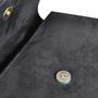 Authentic Vintage Sonia Rykiel Suede Slim Evening Bag (PSS-047-00004) - Thumbnail 4