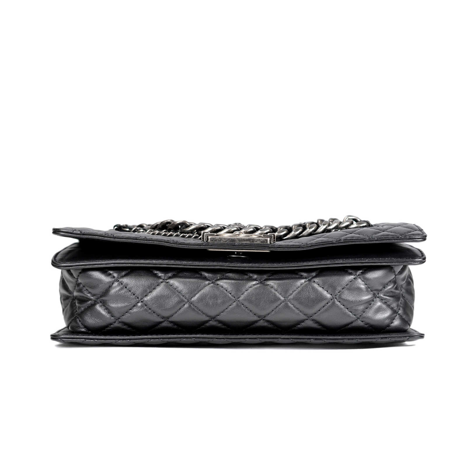 19712523697f ... Authentic Second Hand Chanel Enchained Boy Bag (PSS-048-00009) -  Thumbnail ...