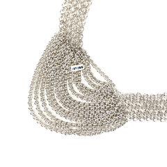 Bozart chainmail silver belt 2
