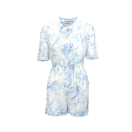 Authentic Second Hand Alice by Temperley Seraphine Romper (PSS-045-00041)
