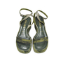 Authentic Second Hand Prada Tie Dye Wedges (PSS-047-00050) - Thumbnail 0