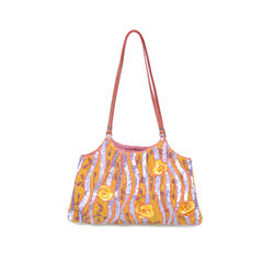 Beaded shoulder bag 2