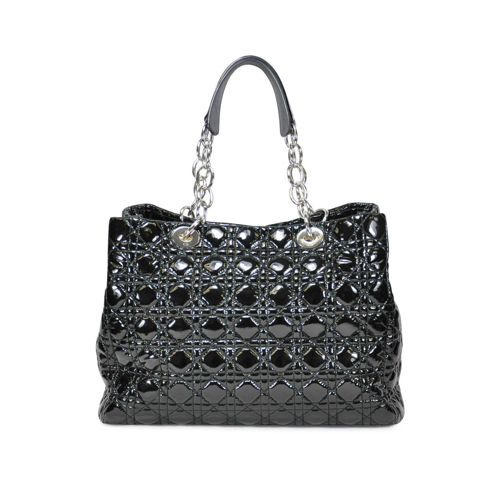 0e7832094018 ... Authentic Second Hand Christian Dior Dior Soft Bag (PSS-051-00005) ...