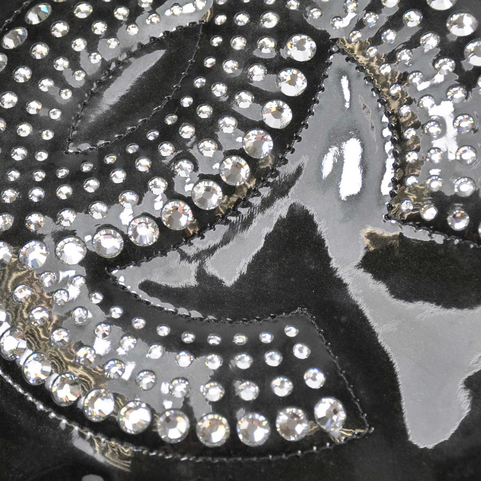 4171d62ff757 ... Authentic Second Hand Chanel Patent Lambskin Bon Bon Tote Bag  (PSS-062-00007 ...