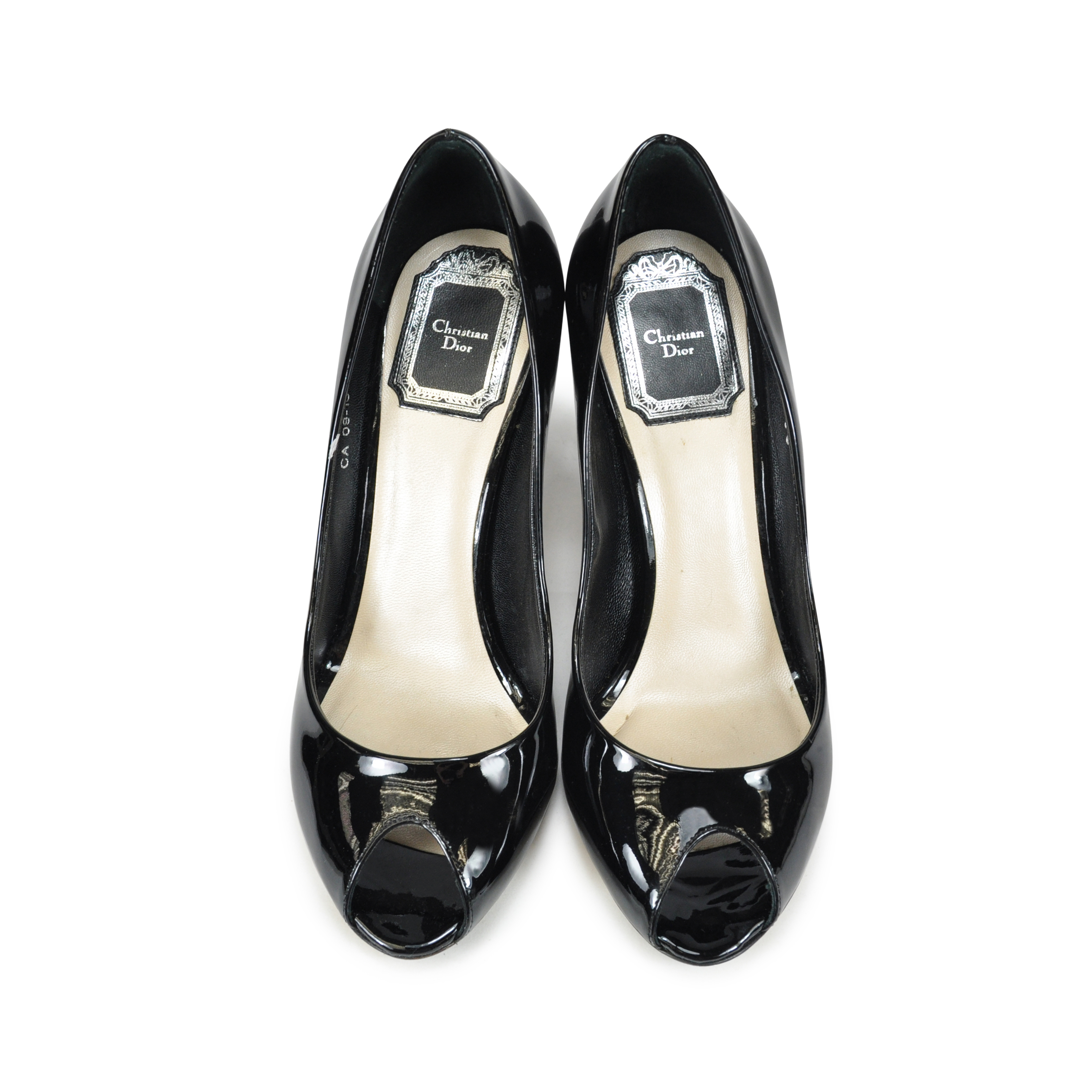 cdbe33e0470 Authentic Second Hand Christian Dior Miss Dior Pumps (PSS-062-00005 ...