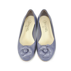 Camellia Ballerina Flats