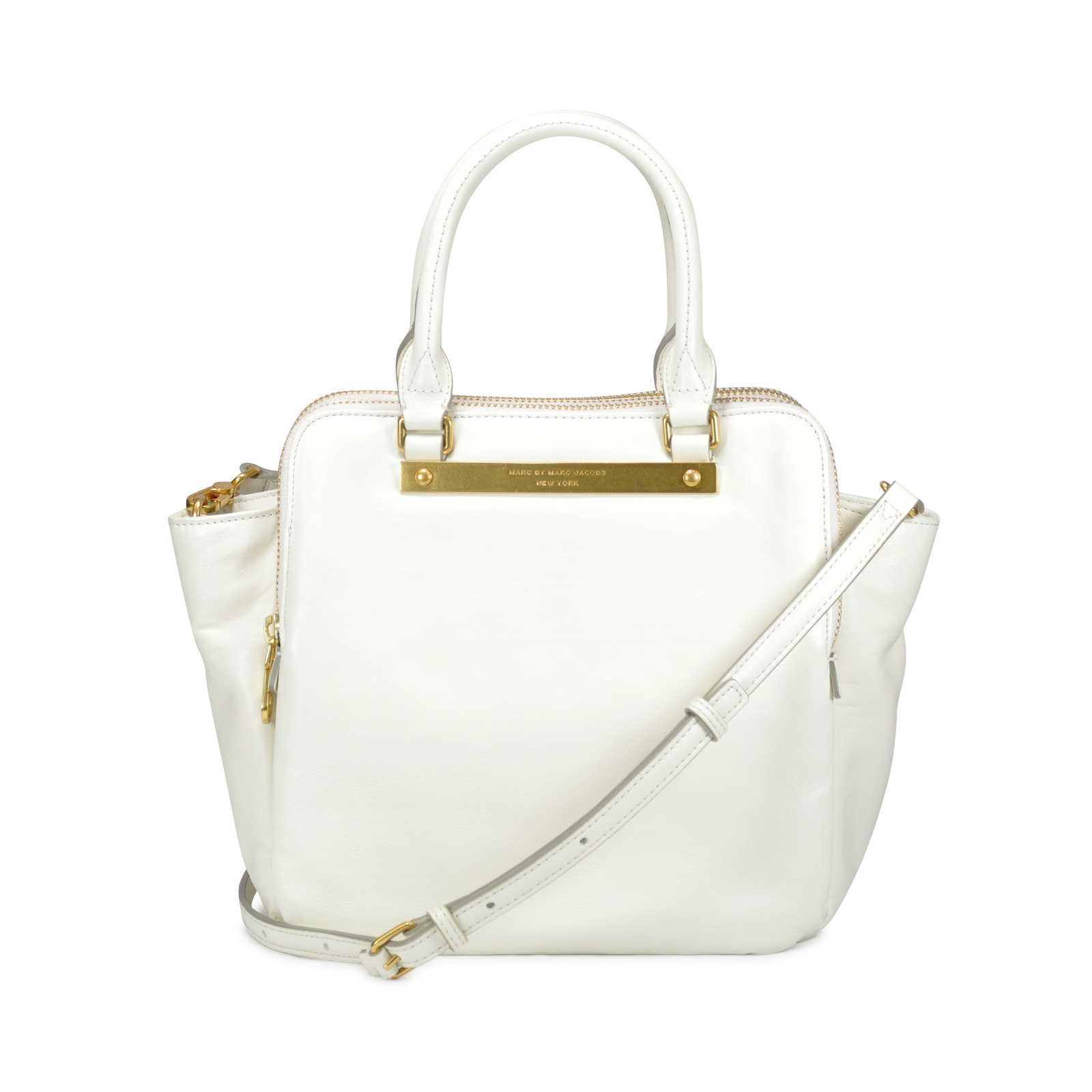 67ea7e5adf Authentic Second Hand Marc by Marc Jacobs Goodbye Columbus Bag  (PSS-054-00077 ...