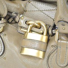 Chloe lock bag 2