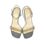 Authentic Second Hand Vera Wang Beaded Sandals (PSS-047-00041) - Thumbnail 0