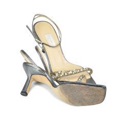 Beaded sandals 2