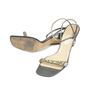 Authentic Second Hand Vera Wang Beaded Sandals (PSS-047-00041) - Thumbnail 2
