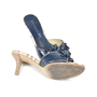 Authentic Second Hand Burberry Floral Kitten Heels (PSS-047-00033) - Thumbnail 1