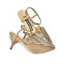 Authentic Vintage Maud Frizon Lizard Print Shoes (PSS-047-00053) - Thumbnail 2