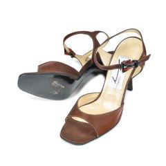 Shiny sandals 3