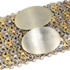Paco rabanne chainmail belt 2