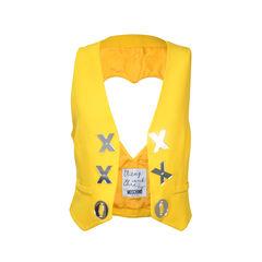 Heart Cutout Vest