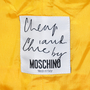 Authentic Vintage Moschino Heart Cutout Vest  (PSS-047-00080) - Thumbnail 2