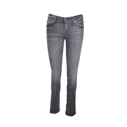 Authentic Second Hand Citizens of Humanity Grey Skinny Jeans (PSS-054-00057)