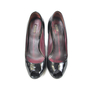 Authentic Second Hand Miu Miu Patent Curved Heel Pumps (PSS-061-00011) - Thumbnail 0