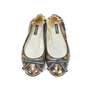 Authentic Second Hand Dolce & Gabbana Leopard Patent Flats  (PSS-071-00028) - Thumbnail 0
