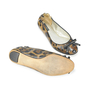 Authentic Second Hand Dolce & Gabbana Leopard Patent Flats  (PSS-071-00028) - Thumbnail 3