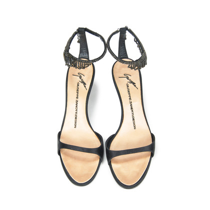 Authentic Second Hand Giuseppe Zanotti Evening Sandals (PSS-071-00029)