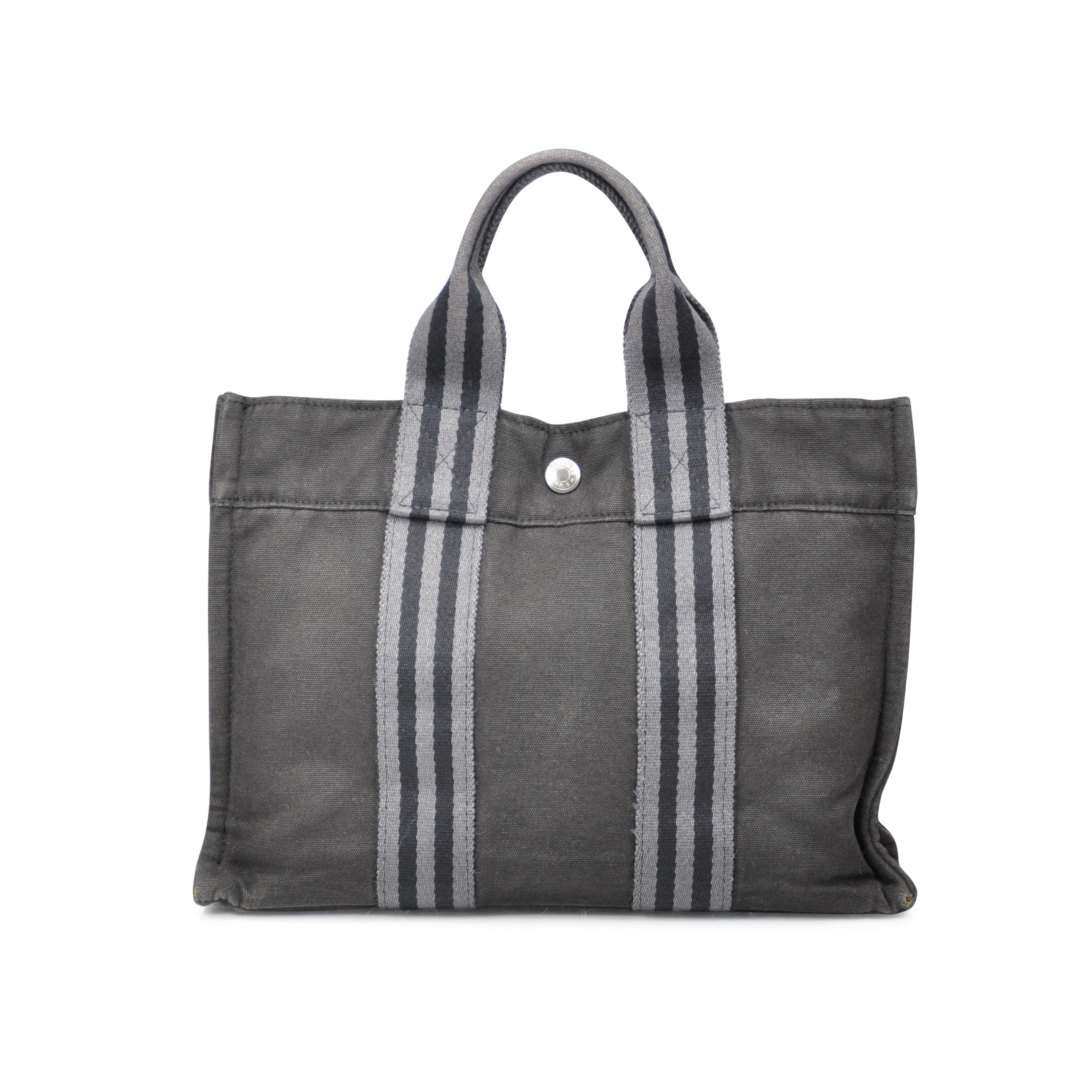 17827ba9ef5e Authentic Second Hand Hermès Fourre Tout PM Bag (TFC-101-00039 ...