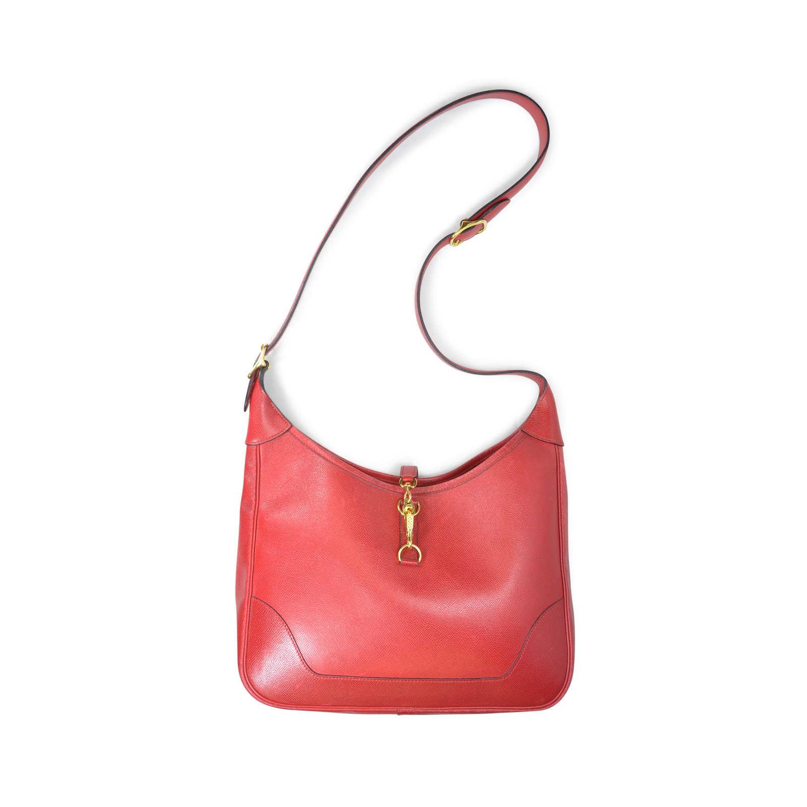 692a025a55 Authentic Vintage Hermès Trim Bag (TFC-101-00037) | THE FIFTH COLLECTION