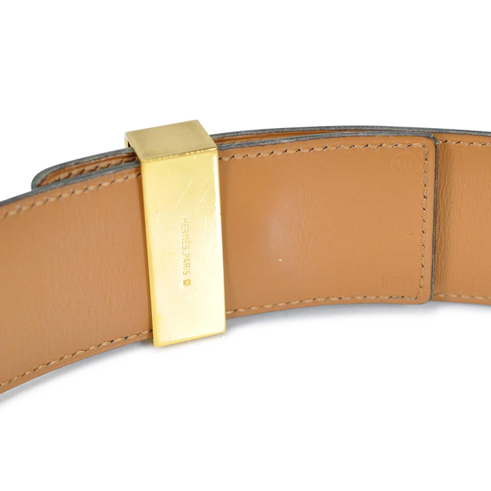 72331bf872 ... Authentic Vintage Hermès Médor Belt (TFC-101-00036) - Thumbnail 2 ...
