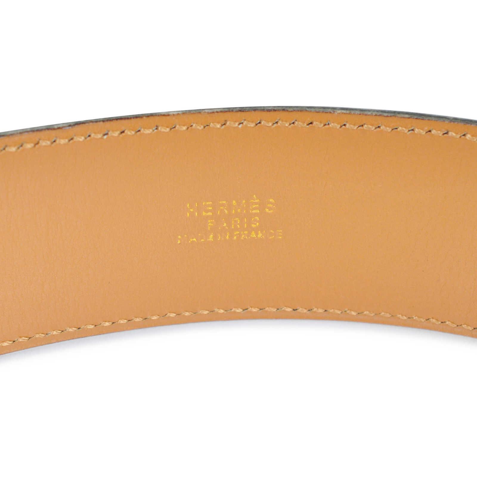 33680bdaa0 ... Authentic Vintage Hermès Médor Belt (TFC-101-00036) - Thumbnail 3