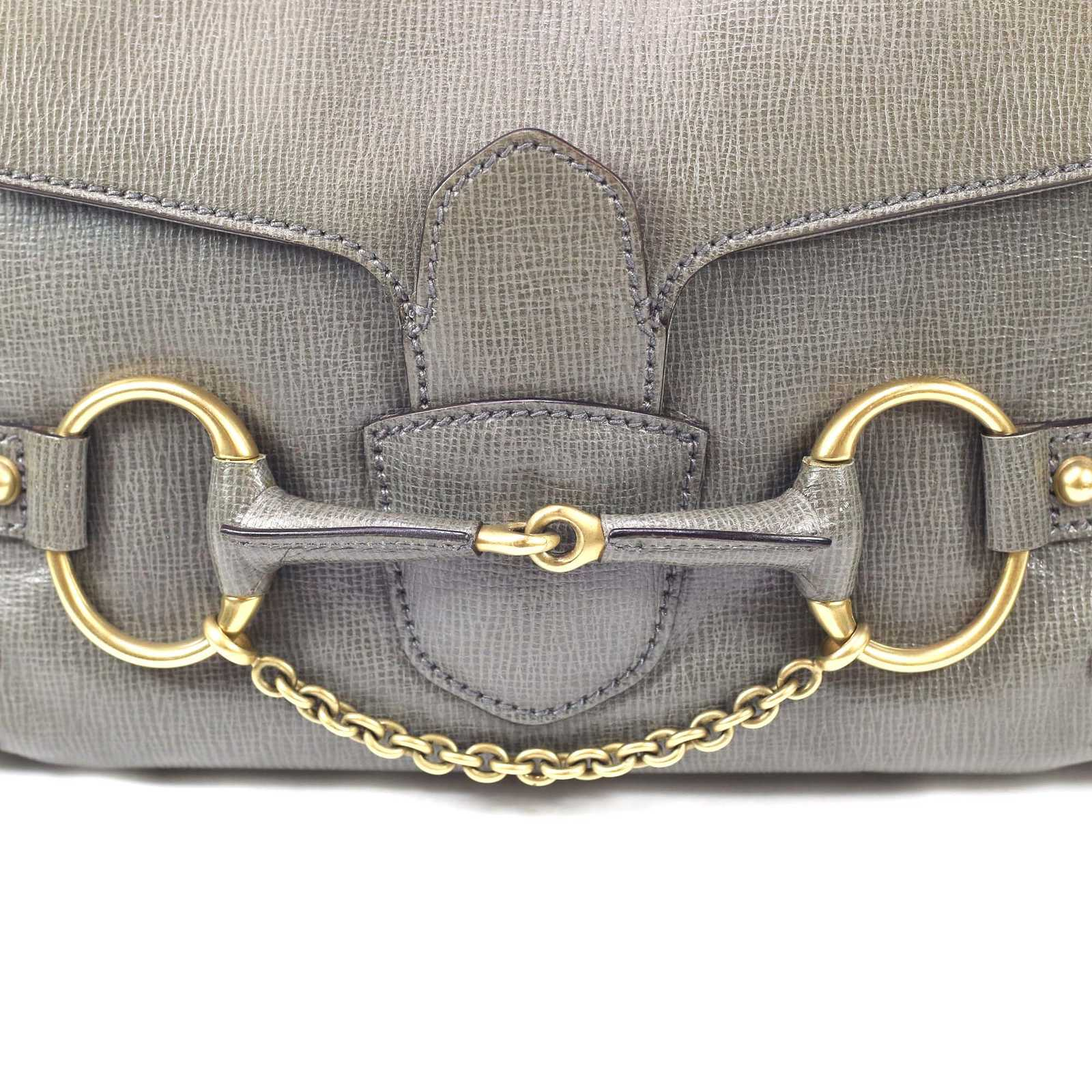 2a8b45fafea ... Authentic Second Hand Gucci Horsebit Bag (PSS-005-00019) - Thumbnail 3  ...