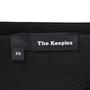 Authentic Second Hand The Kooples Neoprene Scuba Skater Skirt (PSS-061-00008) - Thumbnail 2