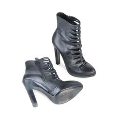 Azzedine alaia cut out boots 2