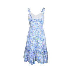 Marc jacobs flower dress with ruffled bottom 2