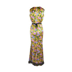Nina ricci floral maxi dress 2