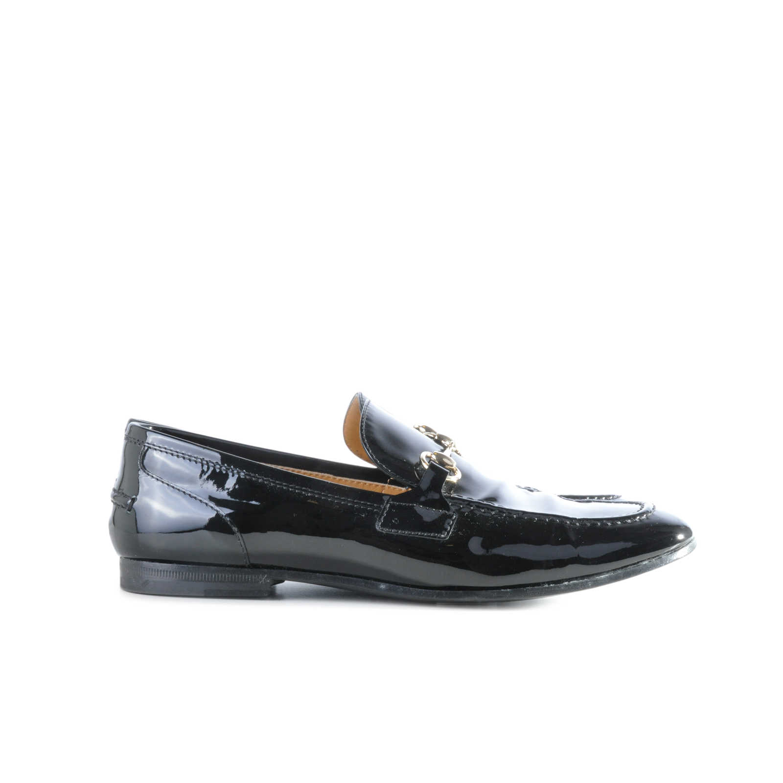 7bf48651904 ... Authentic Second Hand Gucci Patent Horsebit Loafers (PSS-077-00019) -  Thumbnail ...