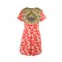 Authentic Second Hand Ong Shunmugam Batik Mix Dress (PSS-077-00016) - Thumbnail 0