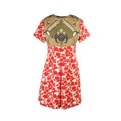 Batik Mix Dress