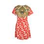 Authentic Second Hand Ong Shunmugam Batik Mix Dress (PSS-077-00016) - Thumbnail 1