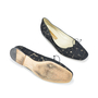 Authentic Second Hand Rupert Sanderson Embroidered Fabric Flats (PSS-085-00014) - Thumbnail 3