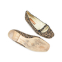 Authentic Second Hand Rupert Sanderson Leopard Print Flats (PSS-085-00017) - Thumbnail 3