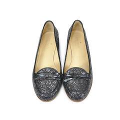 Cora Glitter Loafers