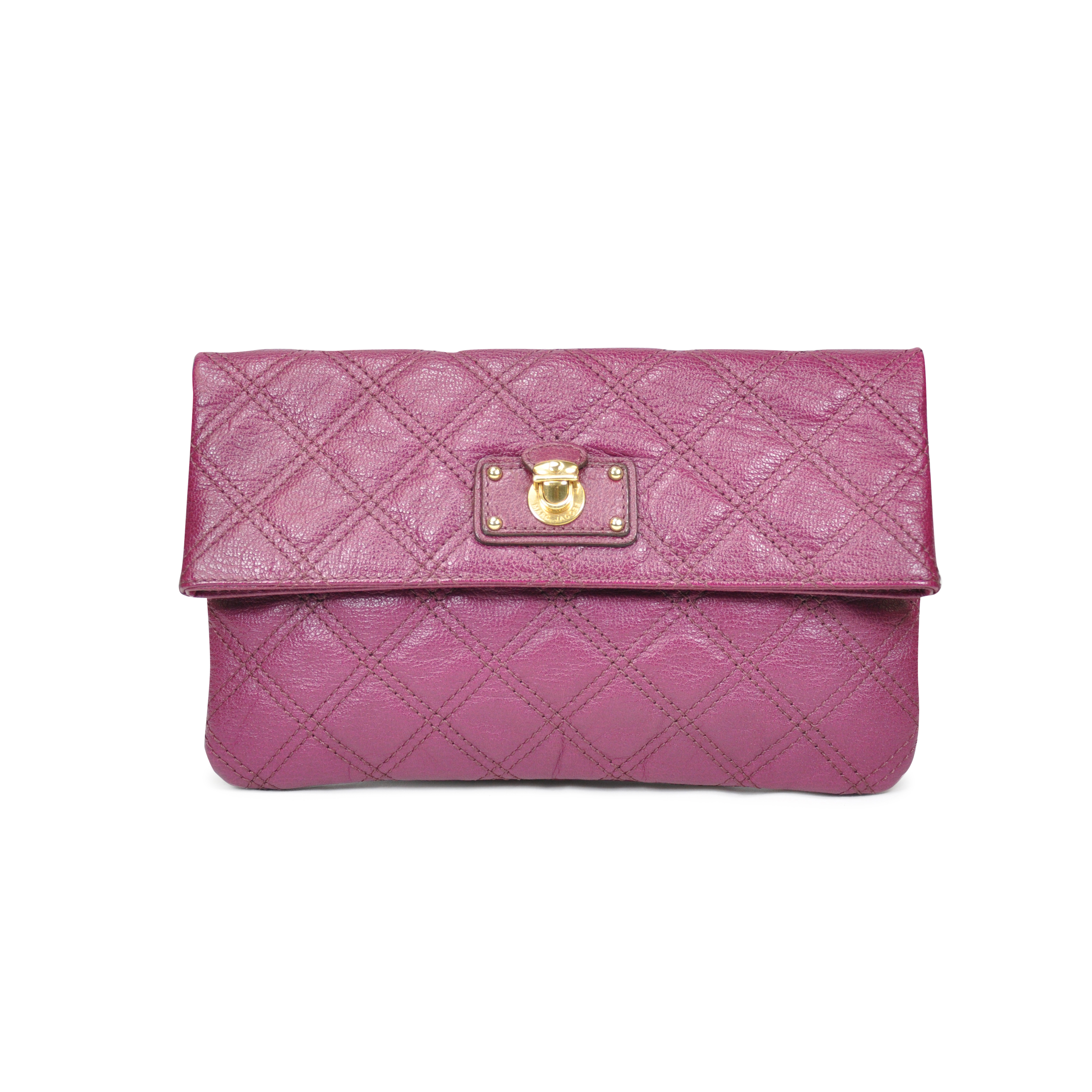 f115767845ee Authentic Second Hand Marc Jacobs Mini Eugenie Clutch (PSS-090-00010 ...