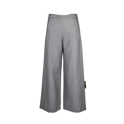 Authentic Second Hand Zac Posen Flare Trousers (PSS-074-00026)
