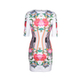Clover Canyon Printed Sheath Dress - Thumbnail 1