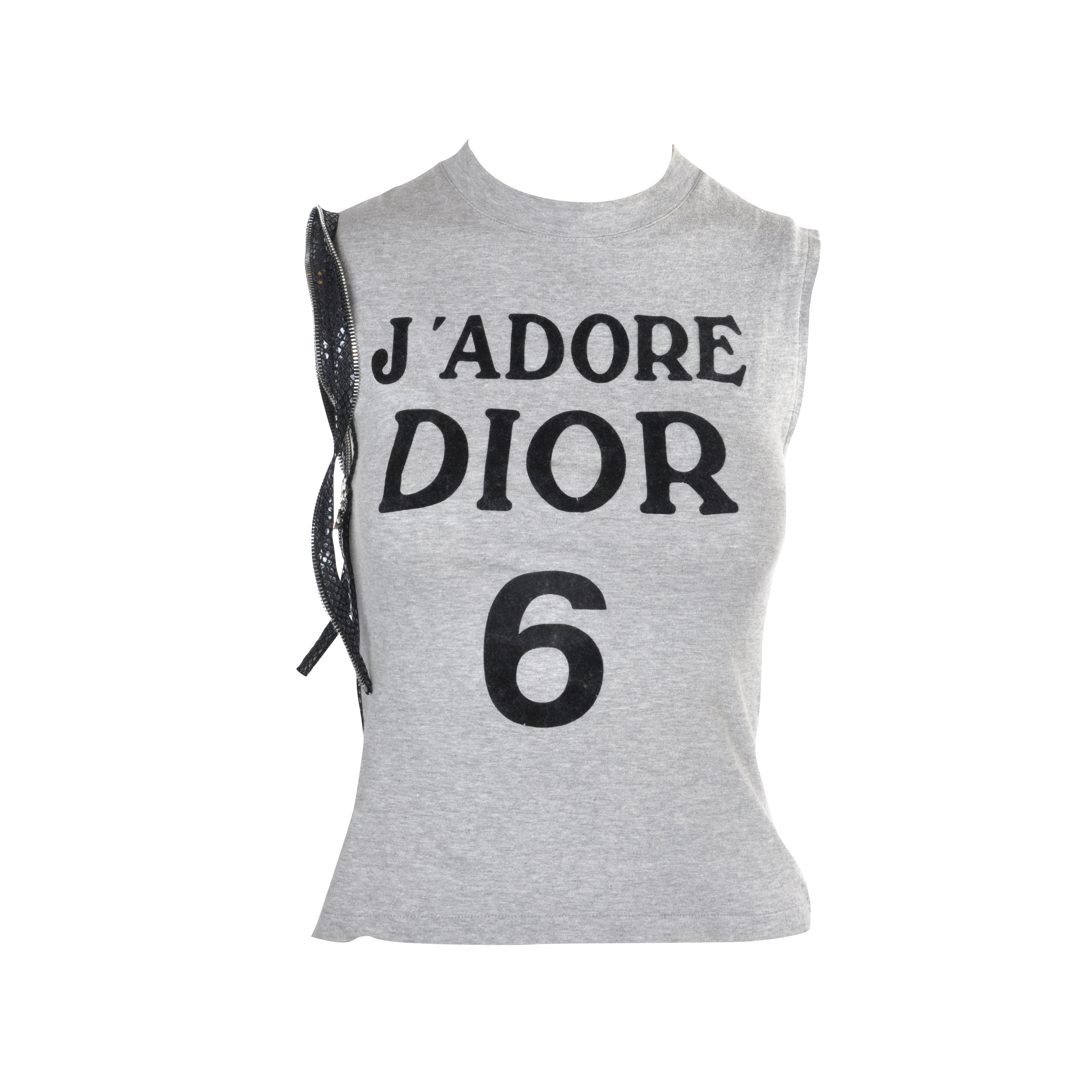 ddd6690ee6957 Authentic Second Hand Christian Dior J adore Dior Top (PSS-092-00004 ...